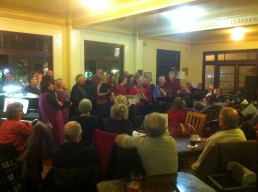 Ivanhoe Folk Night 5 June 2014