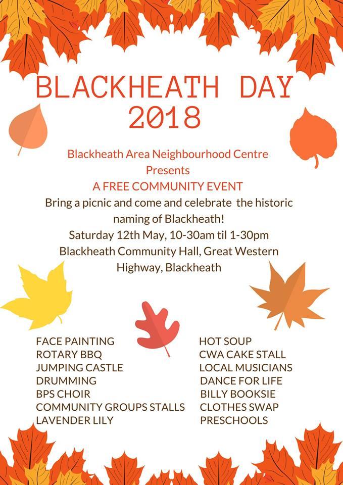 blackheath day