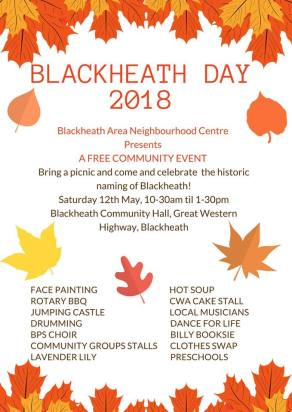 blackheath day