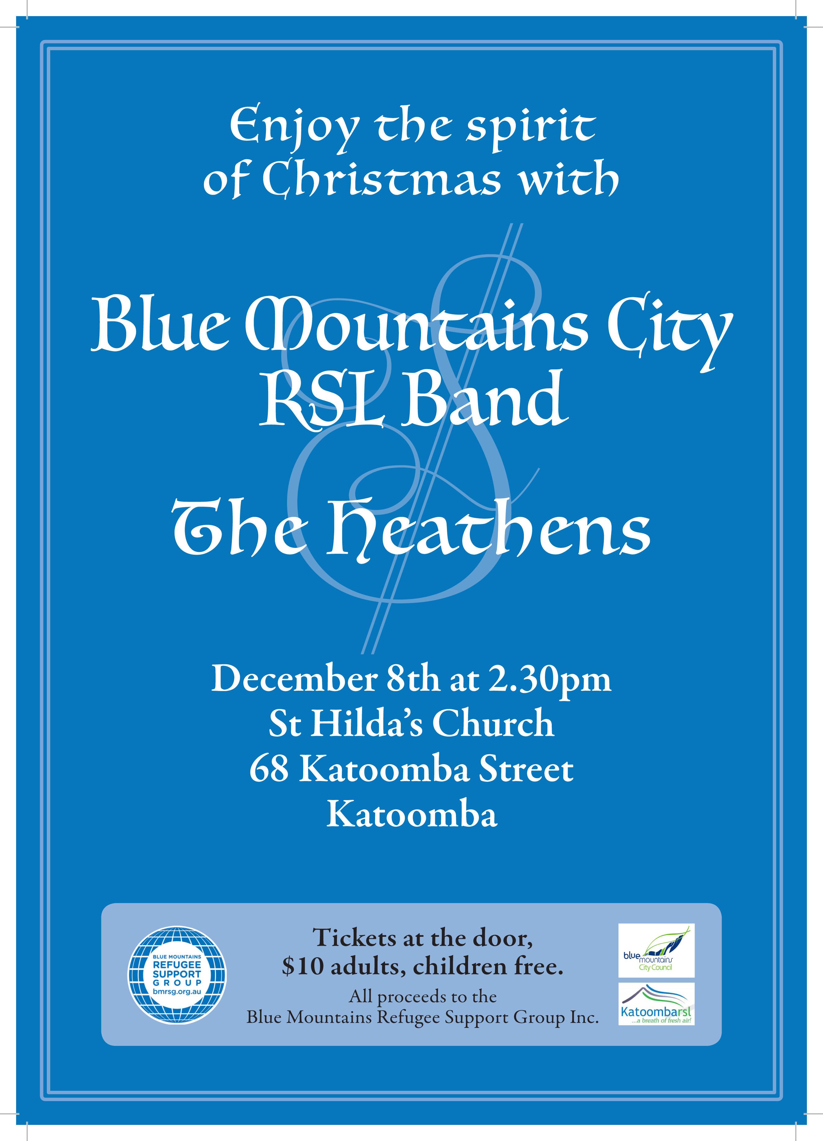 BMRSG christmas concert poster(V3)
